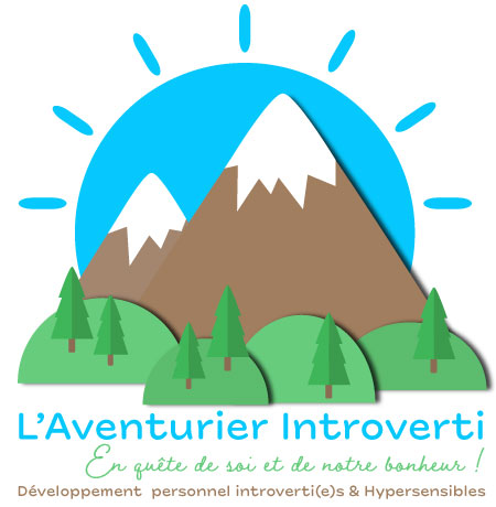 L'Aventurier Introverti Logo